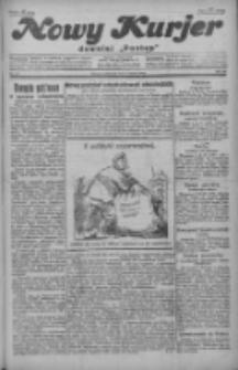 """Nowy Kurjer: dawniej """"Postęp"""" 1929.02.07 R.40 Nr31"""