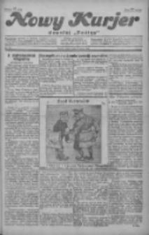 """Nowy Kurjer: dawniej """"Postęp"""" 1929.02.08 R.40 Nr32"""