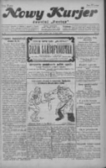 """Nowy Kurjer: dawniej """"Postęp"""" 1929.02.12 R.40 Nr35"""