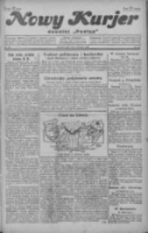 """Nowy Kurjer: dawniej """"Postęp"""" 1929.02.13 R.40 Nr36"""