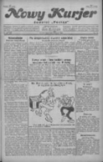 """Nowy Kurjer: dawniej """"Postęp"""" 1929.02.15 R.40 Nr38"""