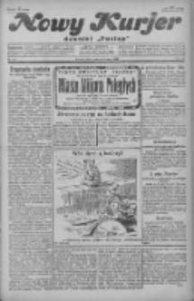 """Nowy Kurjer: dawniej """"Postęp"""" 1929.02.22 R.40 Nr44"""