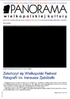 Panorama Wielkopolskiej Kultury 2012 Nr72