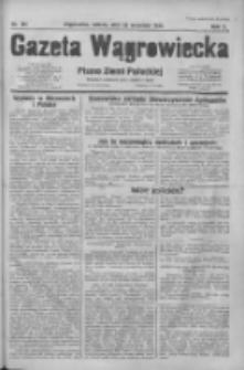 Gazeta Wągrowiecka: pismo dla ziemi pałuckiej 1930.09.20 R.10 Nr181