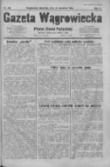 Gazeta Wągrowiecka: pismo dla ziemi pałuckiej 1930.09.21 R.10 Nr182