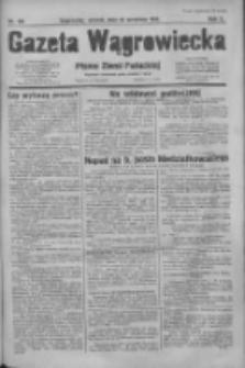 Gazeta Wągrowiecka: pismo dla ziemi pałuckiej 1930.09.23 R.10 Nr183