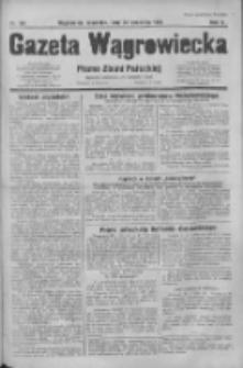 Gazeta Wągrowiecka: pismo dla ziemi pałuckiej 1930.09.25 R.10 Nr185