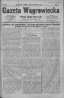 Gazeta Wągrowiecka: pismo dla ziemi pałuckiej 1930.09.30 R.10 Nr189