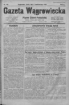 Gazeta Wągrowiecka: pismo dla ziemi pałuckiej 1930.10.01 R.10 Nr190