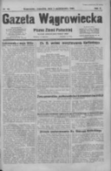 Gazeta Wągrowiecka: pismo dla ziemi pałuckiej 1930.10.02 R.10 Nr191