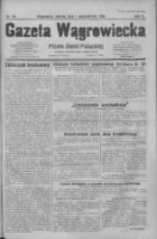 Gazeta Wągrowiecka: pismo dla ziemi pałuckiej 1930.10.07 R.10 Nr195