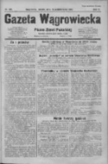 Gazeta Wągrowiecka: pismo dla ziemi pałuckiej 1930.10.11 R.10 Nr199