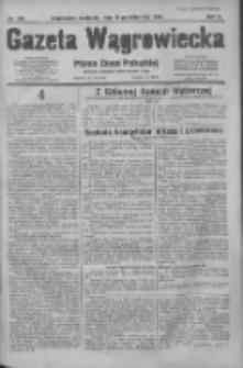 Gazeta Wągrowiecka: pismo dla ziemi pałuckiej 1930.10.19 R.10 Nr206
