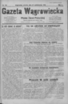 Gazeta Wągrowiecka: pismo dla ziemi pałuckiej 1930.10.28 R.10 Nr213