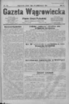 Gazeta Wągrowiecka: pismo dla ziemi pałuckiej 1930.10.29 R.10 Nr214