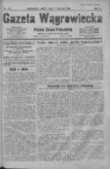 Gazeta Wągrowiecka: pismo dla ziemi pałuckiej 1930.11.01 R.10 Nr217
