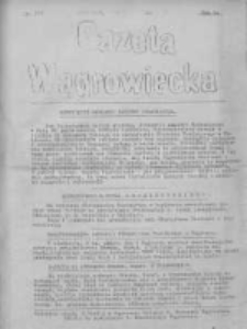 Gazeta Wągrowiecka: pismo dla ziemi pałuckiej 1930.11.05 R.10 Nr218