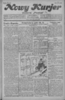 """Nowy Kurjer: dawniej """"Postęp"""" 1929.03.06 R.40 Nr54"""