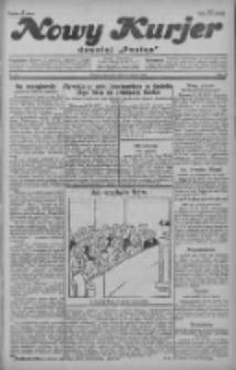 """Nowy Kurjer: dawniej """"Postęp"""" 1929.03.14 R.40 Nr61"""