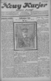 """Nowy Kurjer: dawniej """"Postęp"""" 1929.03.22 R.40 Nr68"""