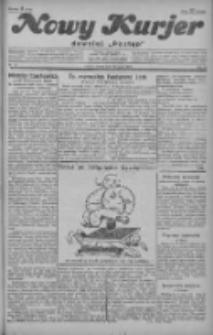 """Nowy Kurjer: dawniej """"Postęp"""" 1929.03.23 R.40 Nr69"""