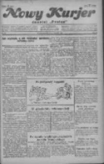 """Nowy Kurjer: dawniej """"Postęp"""" 1929.04.04 R.40 Nr78"""
