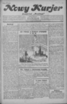 """Nowy Kurjer: dawniej """"Postęp"""" 1929.04.24 R.40 Nr95"""