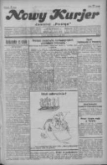 """Nowy Kurjer: dawniej """"Postęp"""" 1929.05.02 R.40 Nr102"""