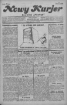 """Nowy Kurjer: dawniej """"Postęp"""" 1929.05.03 R.40 Nr103"""