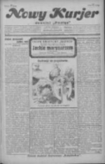 """Nowy Kurjer: dawniej """"Postęp"""" 1929.05.05 R.40 Nr104"""