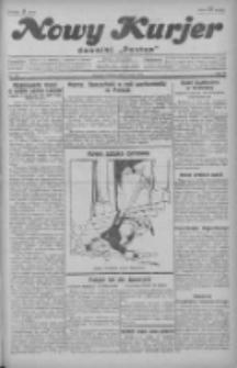"""Nowy Kurjer: dawniej """"Postęp"""" 1929.05.07 R.40 Nr105"""
