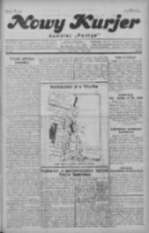 """Nowy Kurjer: dawniej """"Postęp"""" 1929.05.11 R.40 Nr108"""