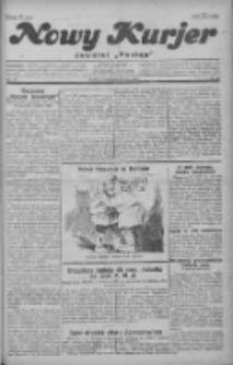 """Nowy Kurjer: dawniej """"Postęp"""" 1929.05.14 R.40 Nr110"""