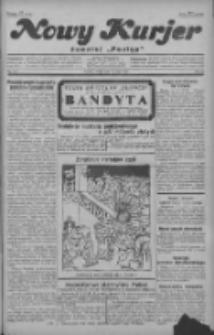 """Nowy Kurjer: dawniej """"Postęp"""" 1929.05.15 R.40 Nr111"""
