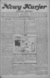 """Nowy Kurjer: dawniej """"Postęp"""" 1929.05.18 R.40 Nr114"""