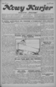 """Nowy Kurjer: dawniej """"Postęp"""" 1929.05.23 R.40 Nr117"""