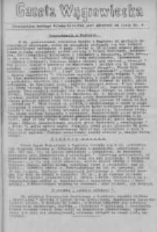 Gazeta Wągrowiecka: pismo dla ziemi pałuckiej 1930.11.12 R.10 Nr224