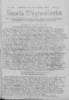 Gazeta Wągrowiecka: pismo dla ziemi pałuckiej 1930.11.23 R.10 Nr234