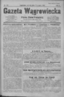 Gazeta Wągrowiecka: pismo dla ziemi pałuckiej 1930.12.16 R.10 Nr252