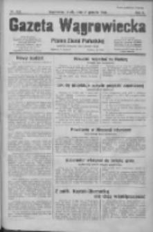 Gazeta Wągrowiecka: pismo dla ziemi pałuckiej 1930.12.17 R.10 Nr253