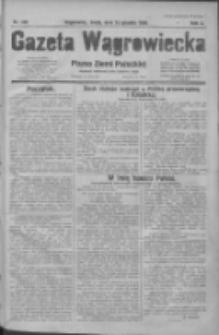 Gazeta Wągrowiecka: pismo dla ziemi pałuckiej 1930.12.24 R.10 Nr259