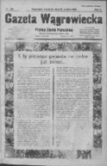 Gazeta Wągrowiecka: pismo dla ziemi pałuckiej 1930.12.25 R.10 Nr260