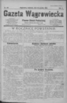 Gazeta Wągrowiecka: pismo dla ziemi pałuckiej 1930.12.28 R.10 Nr261