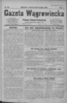 Gazeta Wągrowiecka: pismo dla ziemi pałuckiej 1930.12.30 R.10 Nr262