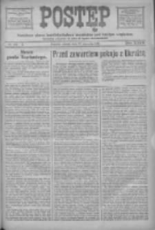 Postęp 1918.01.22 R.29 Nr18