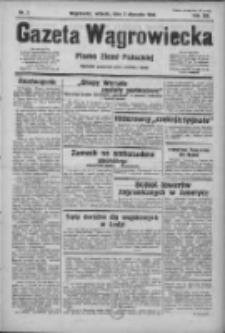Gazeta Wągrowiecka: pismo ziemi pałuckiej 1933.01.03 R.13 Nr2