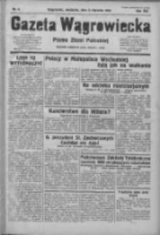 Gazeta Wągrowiecka: pismo ziemi pałuckiej 1933.01.08 R.13 Nr6