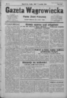 Gazeta Wągrowiecka: pismo ziemi pałuckiej 1933.01.11 R.13 Nr8