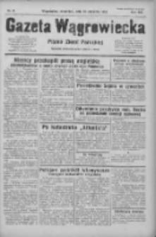 Gazeta Wągrowiecka: pismo ziemi pałuckiej 1933.01.12 R.13 Nr9