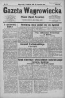 Gazeta Wągrowiecka: pismo ziemi pałuckiej 1933.01.15 R.13 Nr12